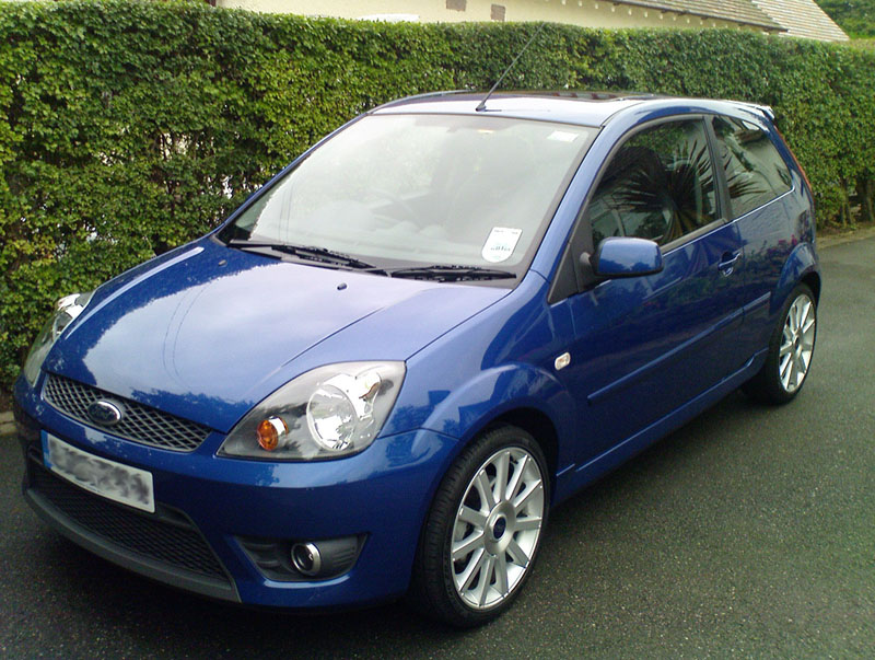 Ford Fiesta ST Forums: 2004 fiesta 1.2, ST body?
